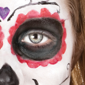 halloween-maquillage