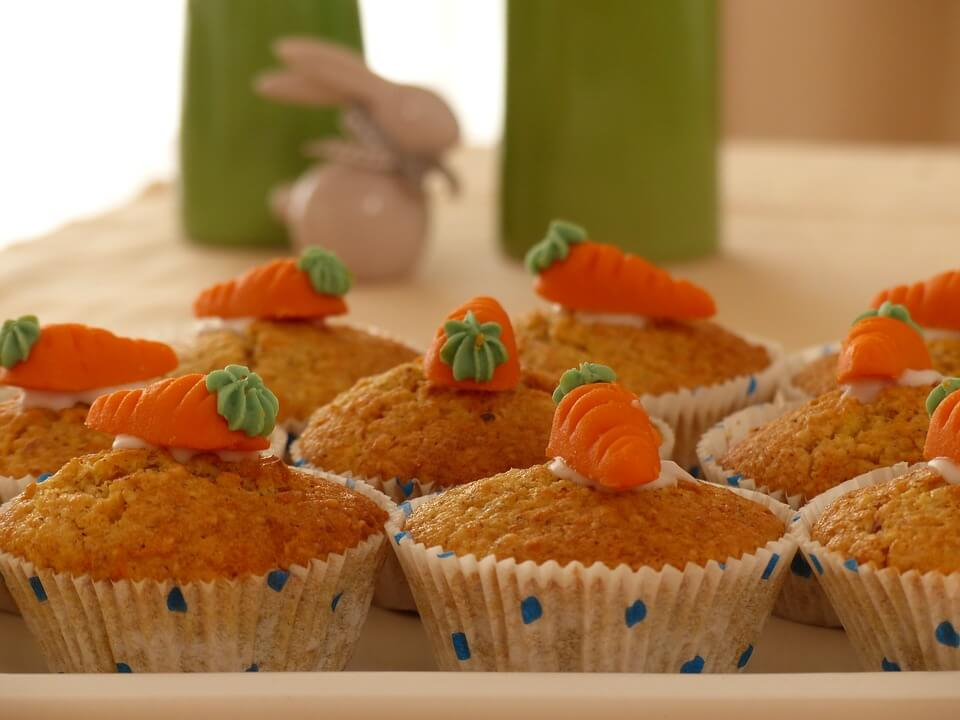muffin-carrot