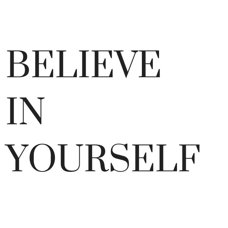 crois-en-toi