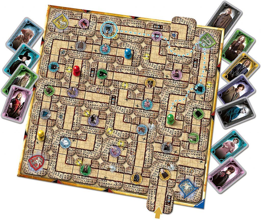 labyrinthe-harry-potter