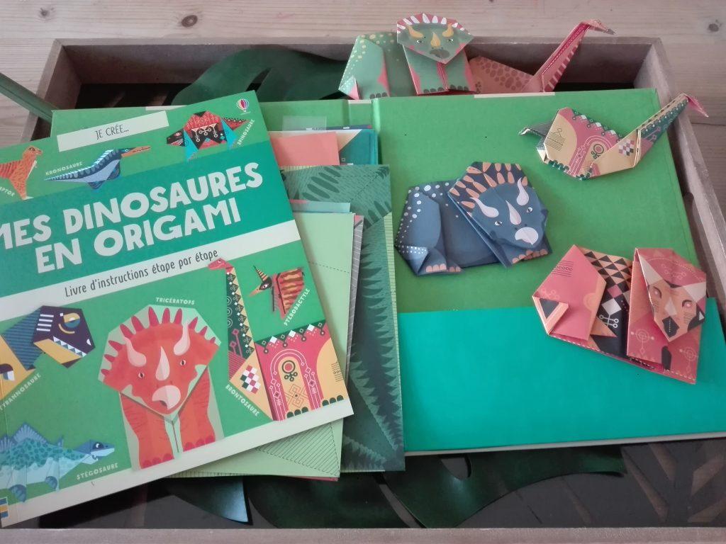 origamis-dinosaures