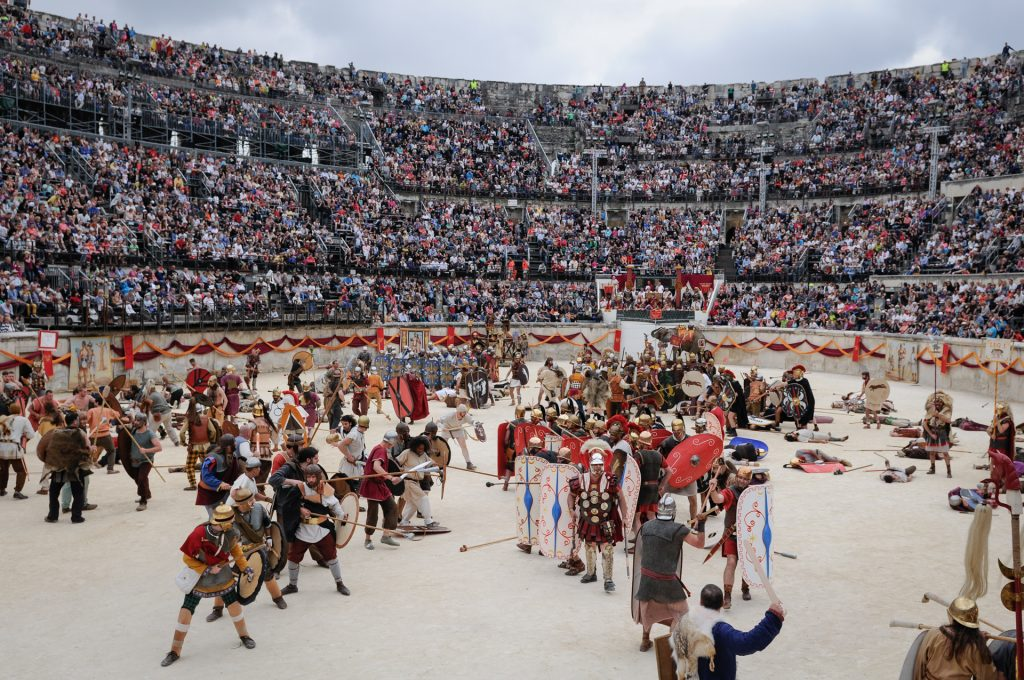 spectacle-nimes