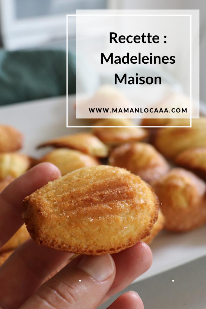 recette-facile-madeleines- maison