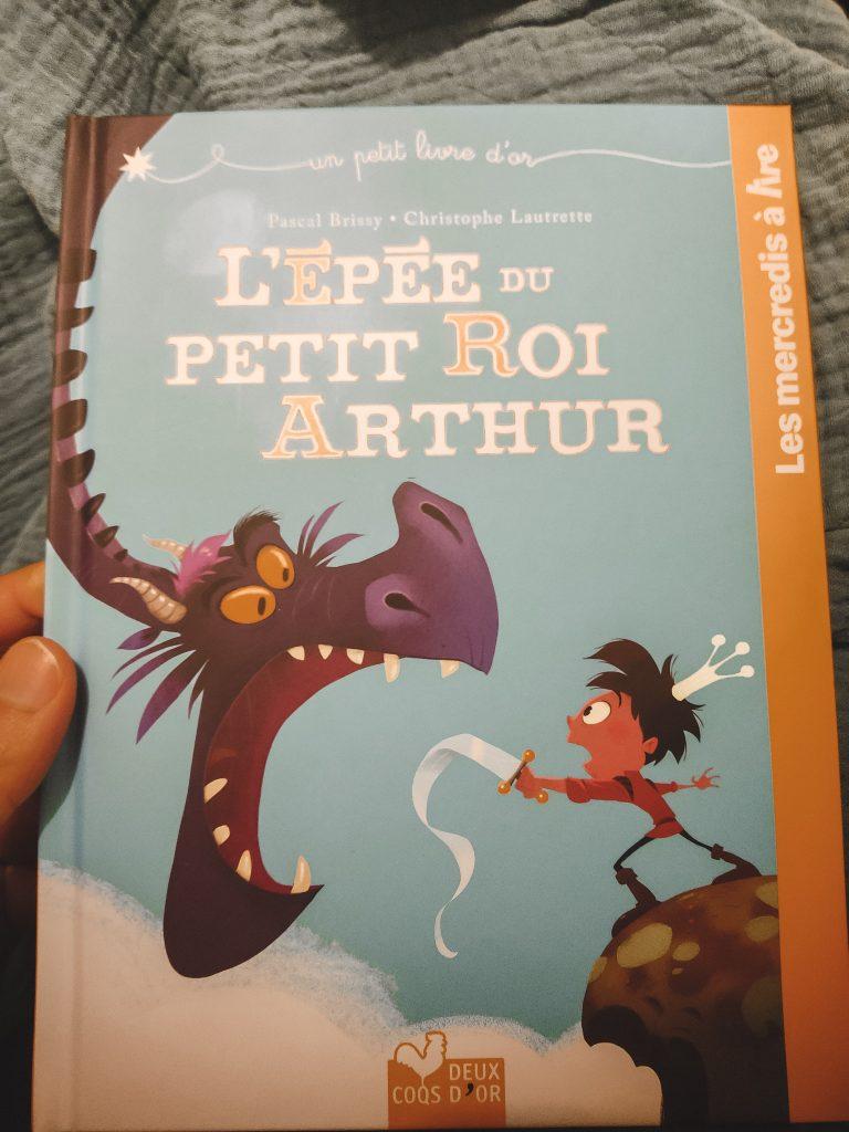 l-epee-du-petit-roi-arthur